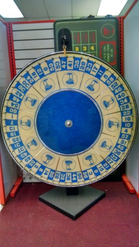 Riverboat Roulette Wheel
