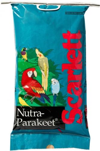 Scarlett Nutra Parakeet, 25 LB