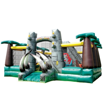 HEC Worldwide Jurassic Adventure Obstacle Course