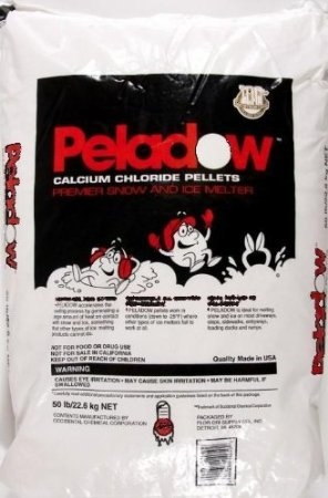 Peladow Calcium Chloride Pellets Snow & Ice Melter