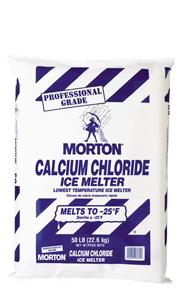 Morton Calcium Chloride Pellets & Flakes
