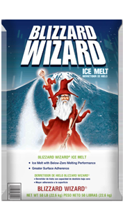 Morton Blizzard Wizard Ice Melt