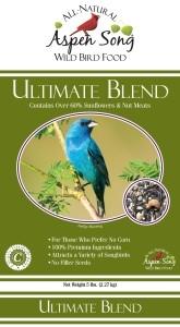 Aspen Song Ultimate Blend Bird Feed