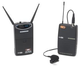 Samson Wireless Lavaliere Mic