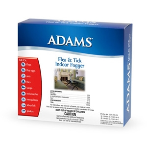 Adams Flea and Tick Indoor Fogger