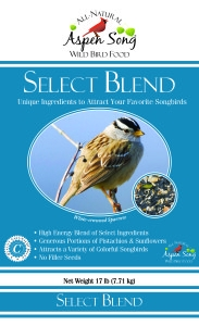 Aspen Song Select Blend Bird Feed