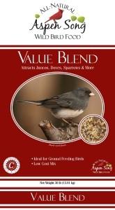 Aspen Song Value Blend Bird Feed