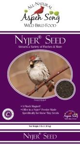 Aspen Song Nyjer/Thistle Bird Feed