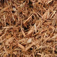 Cedar Mulch - Natural
