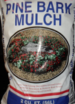 Pine Bark Mulch