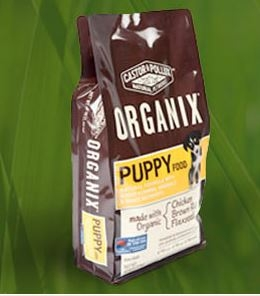 Organix Puppy Food