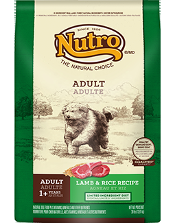 Nutro Adult Limited Ingredient Diet Lamb & Rice