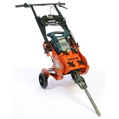 General Equipment Floor Stripper