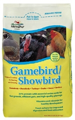 Gamebird/Showbird Feed