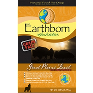 Earthborn Grain Free Great Plains Feast Dry Dog Food