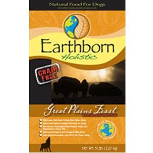 Earthborn Grain Free Great Plains Feast Dry Dog Food