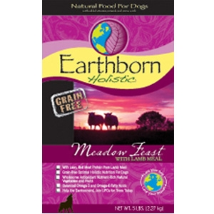 Earthborn Grain Free Meadow Feast Dry Dog Food