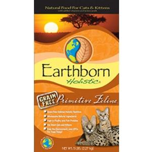 Earthborn Grain Free Primitive Feline Dry Cat Food