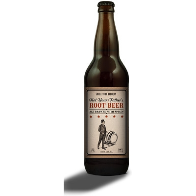 Small Town Brewery's Not Your Father's Root Beer