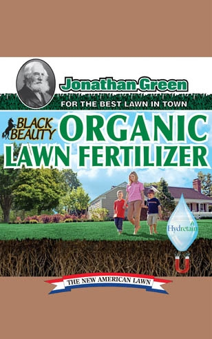 Black Beauty Organic Lawn Fertilizer