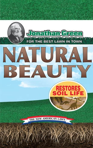 Natural Beauty Organic Lawn Fertilizer 10-0-1