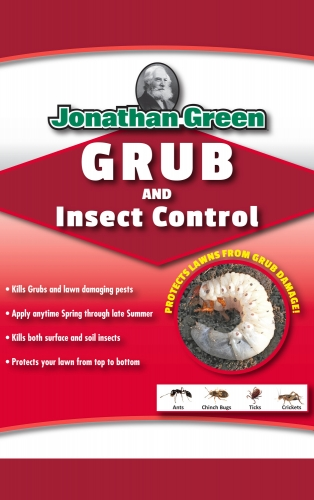Grub & Insect Control