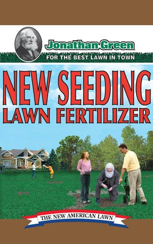 New Seeding Lawn Fertilizer 12-18-8