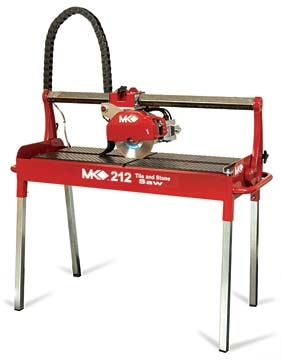 Series Tile & Stone Saws