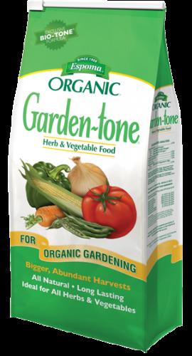 Garden-tone 3-4-4