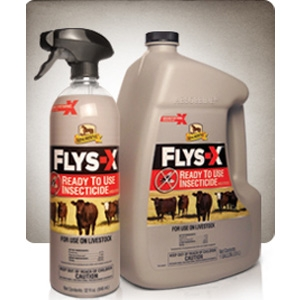 Flys-X® for Livestock Insecticide