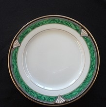 "Townsend Green: 5"" Cake plate"