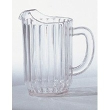Plastic beer pitcher