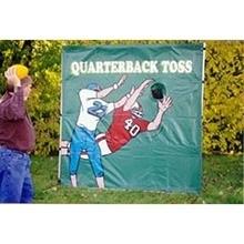 Quaterback toss
