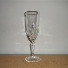 Lead Crystal Champagne Glass
