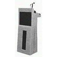 Lecturnette w/ speaker & amp.