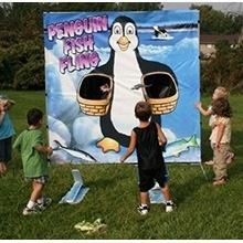 Game- Penguin Fish Fling
