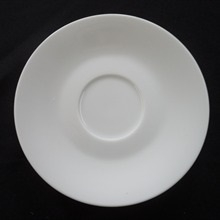 "White Contemporary : 6"" Saucer"