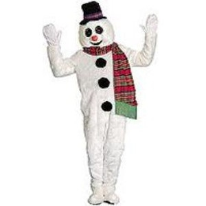 Winter Willy Snowman Costume Rental