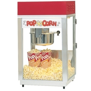 Gold Medal Deluxe 60 Popcorn Machine