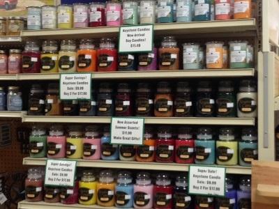 Keystone Jar Candles, 26 oz.