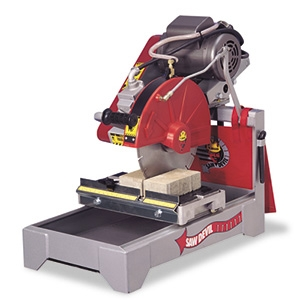 MS1 Portable Block Saw 2 hp Electric 230V