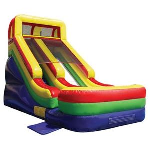 18' Ninja Dry Slide
