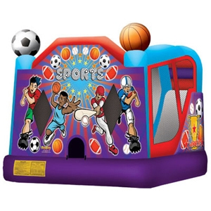 Sports USA Combo C4  (aka bounce house, inflatable, moonwalk, jump)