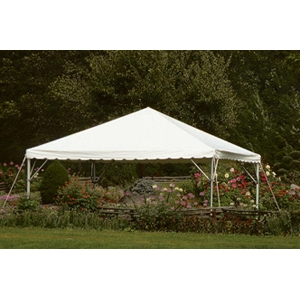 30x30 Twin Tube Frame Tent