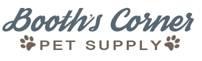 Booth's Corner Pet Supply Logo