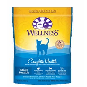 Wellness®Complete Health Food for Adult Cats