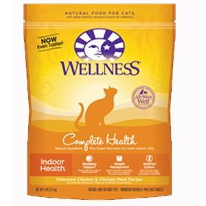 Wellness®Complete Indoor Cat Health Food