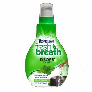 Fresh Breath Drops for Pets