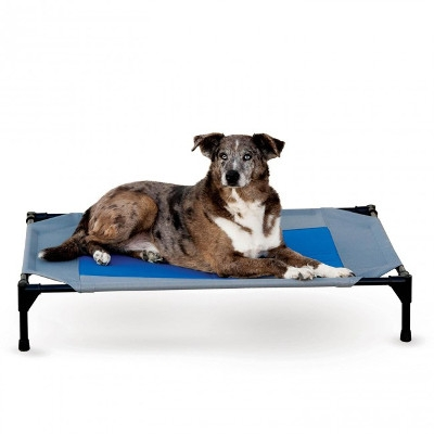 Coolin' Gel Pet Cot & Cover