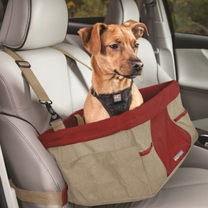 Rover Booster Seat: Heather Pattern